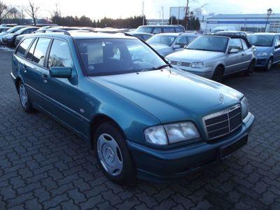 gebraucht Mercedes C180 T Classic -TÜV AU NEU