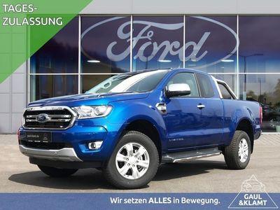 gebraucht Ford Ranger Limited #Extrakabine #Allrad #3.2 TDCi