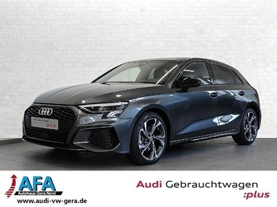gebraucht Audi A3 Sportback S line 35 TDI 110(150) kW(PS) S tronic LED*Sline*Virt.CP