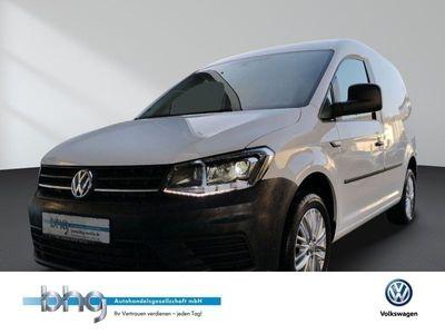 gebraucht VW Caddy Kastenwagen 1.6TDI Xenon AHK Alu Klima