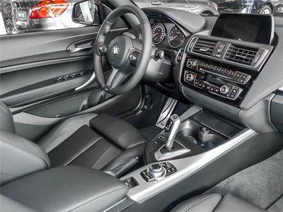 gebraucht BMW 218 d Cabrio M Sport Sportpaket Navi Xenon HiFi