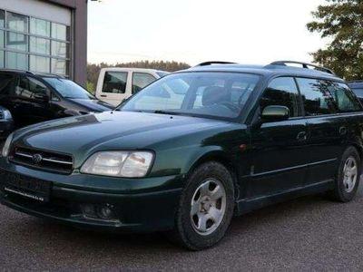 gebraucht Subaru Legacy 2.0 GL 20th Aniversary Kombi Allrad Klima