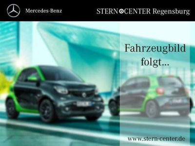 gebraucht Smart ForTwo Electric Drive cabrio Ledersitze