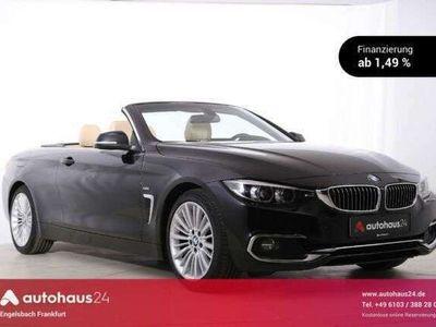 gebraucht BMW 420 4er - i Luxury Line