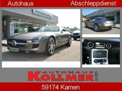 gebraucht Mercedes SLS AMG dt. Fahrzeug/1.Hand/Scheckheft/Garantie