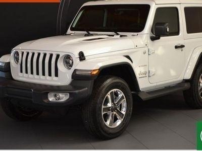 gebraucht Jeep Wrangler JL Sahara 2.2 CRDI