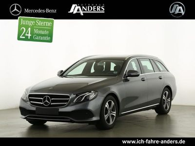 gebraucht Mercedes E200 Avantgarde+Navi+LED+Totw+Kamera+SHZ+PTS+
