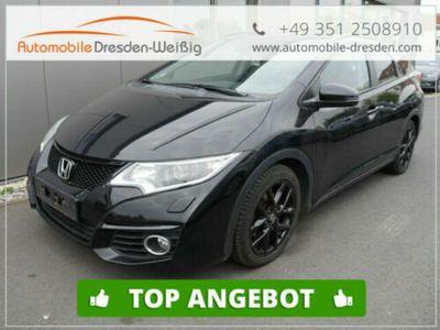 gebraucht Honda Civic 1.6 I-DTECTourer Style Edition*Navi*