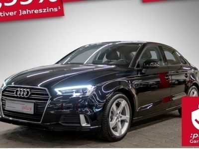 gebraucht Audi A3 Sport Lim 30 TFSI Navi Sitzh. PDC connect Sitzbezuege in Stoff