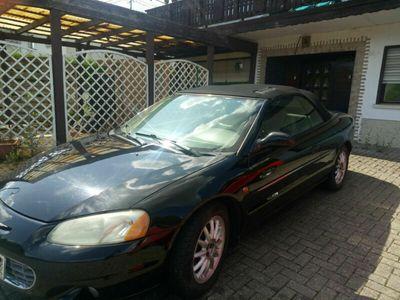 gebraucht Chrysler Sebring Cabriolet  2.0