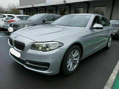 gebraucht BMW 518 d Touring Luxury Line/Navi Prof/Harman/EURO6 als Kombi in Fürthen