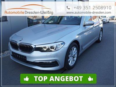 gebraucht BMW 520 iA 8 Gang*Navi*voll LED*Sitzheizung*EU6 d Temp