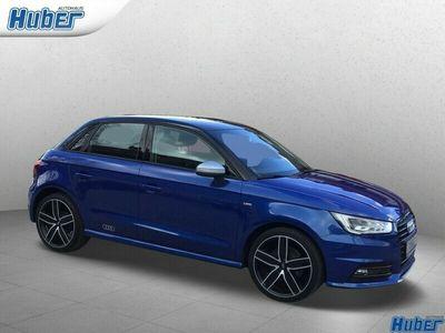 gebraucht Audi A1 Sportback S line 1.4 TFSI Navi Xenon 18Zoll