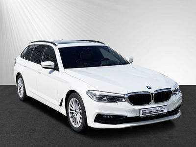 used BMW 530 d Touring Sport Line Pano AHK DA+ Komforts.