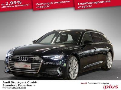 gebraucht Audi A6 Avant sport 45 TDI quattro S line LED B&O Nav