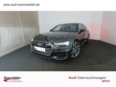 gebraucht Audi A6 50 3,0 TDI design qu/HD-Matrix/Pano/Leder
