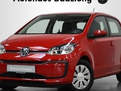 gebraucht VW up! move BMT 1.0 EU6d-T Klima Maps+More