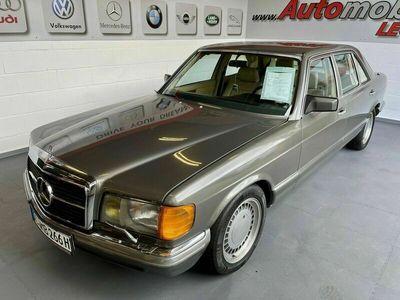gebraucht Mercedes 380 SEL W126 *H-Kennz.*Note3*1,99%*