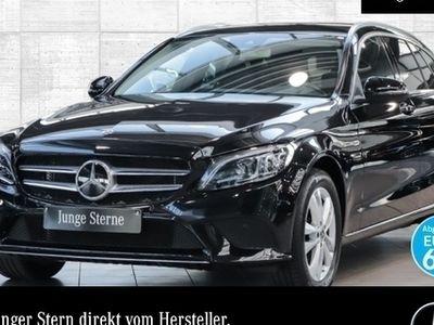 gebraucht Mercedes C220 d T 4M Avantgarde Multibeam COMAND Kamera 9G