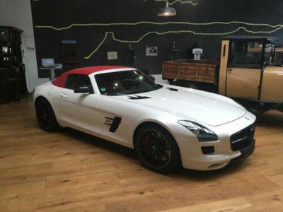gebraucht Mercedes SLS AMG Roadster AMG SPEEDSHIFT DCT
