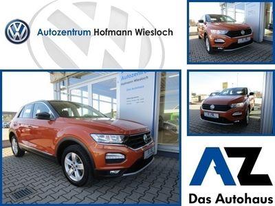 gebraucht VW T-Roc 2.0TDI DSG Style // 4MOTION // NAVI // ACC (Klima