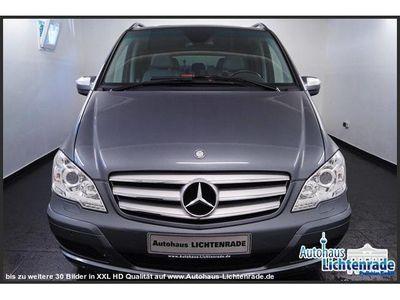 gebraucht Mercedes Viano 3.0 CDI LANG I 7-SITZER I XENON I STANDH.