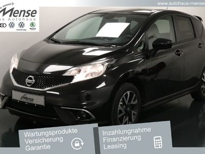 gebraucht Nissan Note Acenta 1.2 DIG GRA CD-Player Brake-Assist K