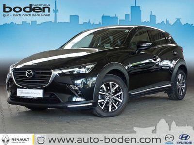 gebraucht Mazda CX-3 Skyactiv-G 121 Aut. Sports-Line Navi ACAA