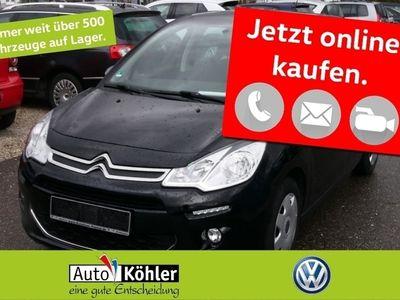 gebraucht Citroën C3 Selection 1.2 VTi Nur für Gewerbe und Export