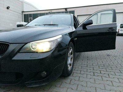 gebraucht BMW 520 e60 i LPG!