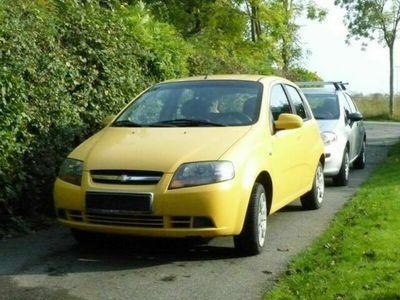 gebraucht Chevrolet Kalos 1.2 SE TÜV 04/2021 fahrbereit mit abnb.AHK