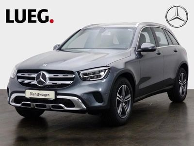 gebraucht Mercedes 200 GLC4M AHK+LED+18''+KAMERA+MBUX+PTS+SHZ