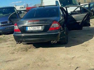 gebraucht Mercedes 420 W211 Mercedes