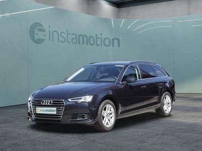 gebraucht Audi A4 A4Avant 2.0 TDI qu LED NAVI+ STHZG AHK Design