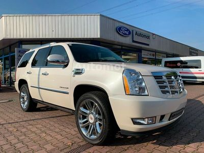 gebraucht Cadillac Escalade 6.0 V8 Platinum Hybrid*Xenon*Navi*SHD