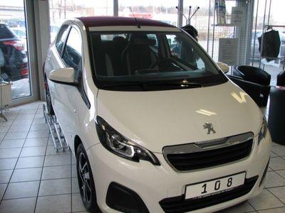 gebraucht Peugeot 108 TOP Active 68 Stop & Start