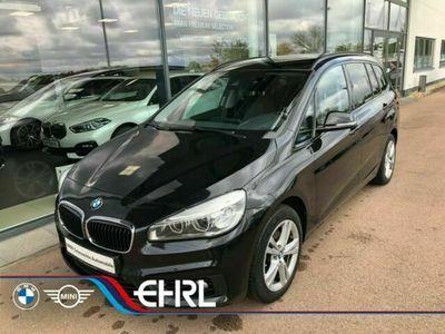 gebraucht BMW 218 d Gran Tourer/Navi/LED/AHK/Rückfahrkamera