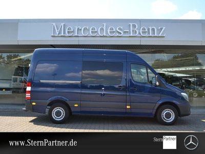 gebraucht Mercedes Sprinter 316 CDI Kasten L2H2 Klima-Navi-PTS