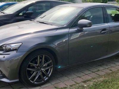 gebraucht Lexus IS300h F Sport, Navi, Leder, Schiebedach