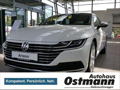 used VW Arteon 2,0 l TDI SCR 110 kW (150 PS) *ELEGANCE*