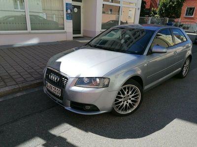 gebraucht Audi A3 1.6 S Line Sportpaket plus