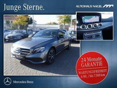 gebraucht Mercedes E400 d 4M Avantgarde Night Panorama Np.88512�