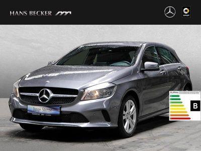 gebraucht Mercedes A180 Urban Navi Licht-und Sicht-Paket