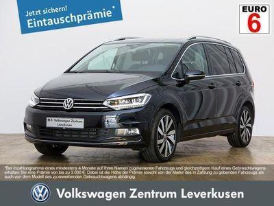 gebraucht VW Touran 2.0 TDI Highline KAMERA PDC ACC LED
