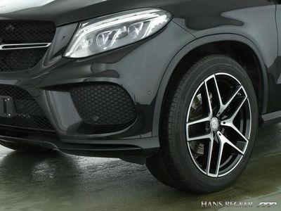 gebraucht Mercedes GLE350 Coupe AMG-Line ILS Night Fahrass. Plus