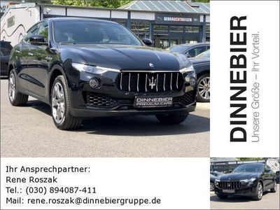 gebraucht Maserati Levante Q4 MY19 | Berlin Neuwagen, bei Autohaus Dinnebier GmbH