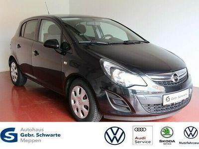 gebraucht Opel Corsa D 1.4 Edition Klima+Ganzjahresreifen