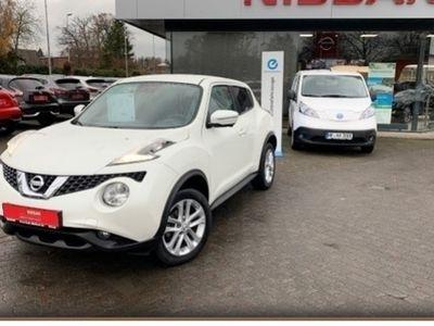 gebraucht Nissan Juke 1.2 DIG-T Benziner