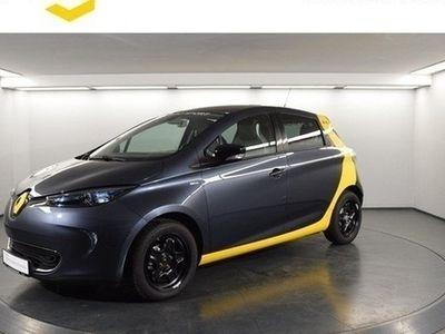 gebraucht Renault Zoe LIFE 41kWh zzgl. Batterie Miete BOSE SOUNDS