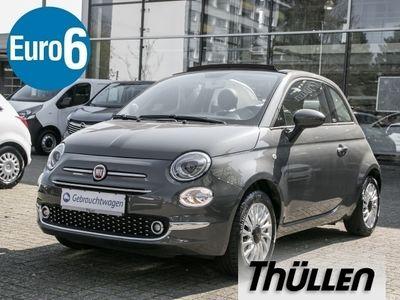 gebraucht Fiat 500C Cabrio Lounge 1.2